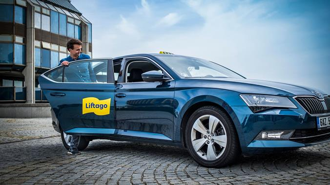 Go-to Taxi app bolsters customer service