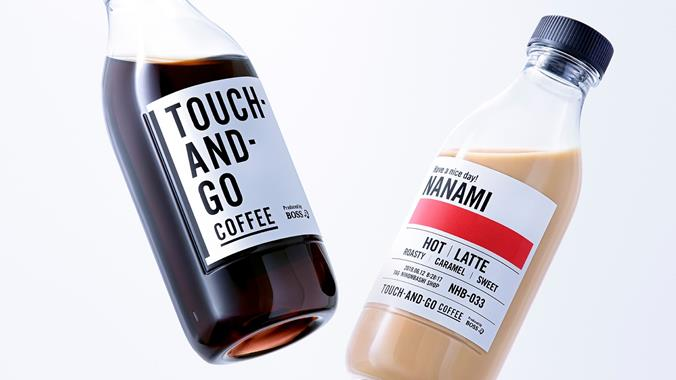 TOUCH-AND-GO Coffee