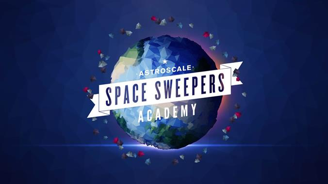 Space Sweepers Academy